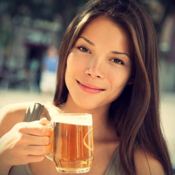 Beauty Benefits Of Beer